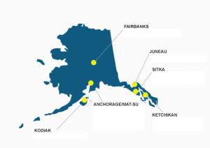 KDMD TV – Anchorage, Alaska Direct Tv Coverage Map on
